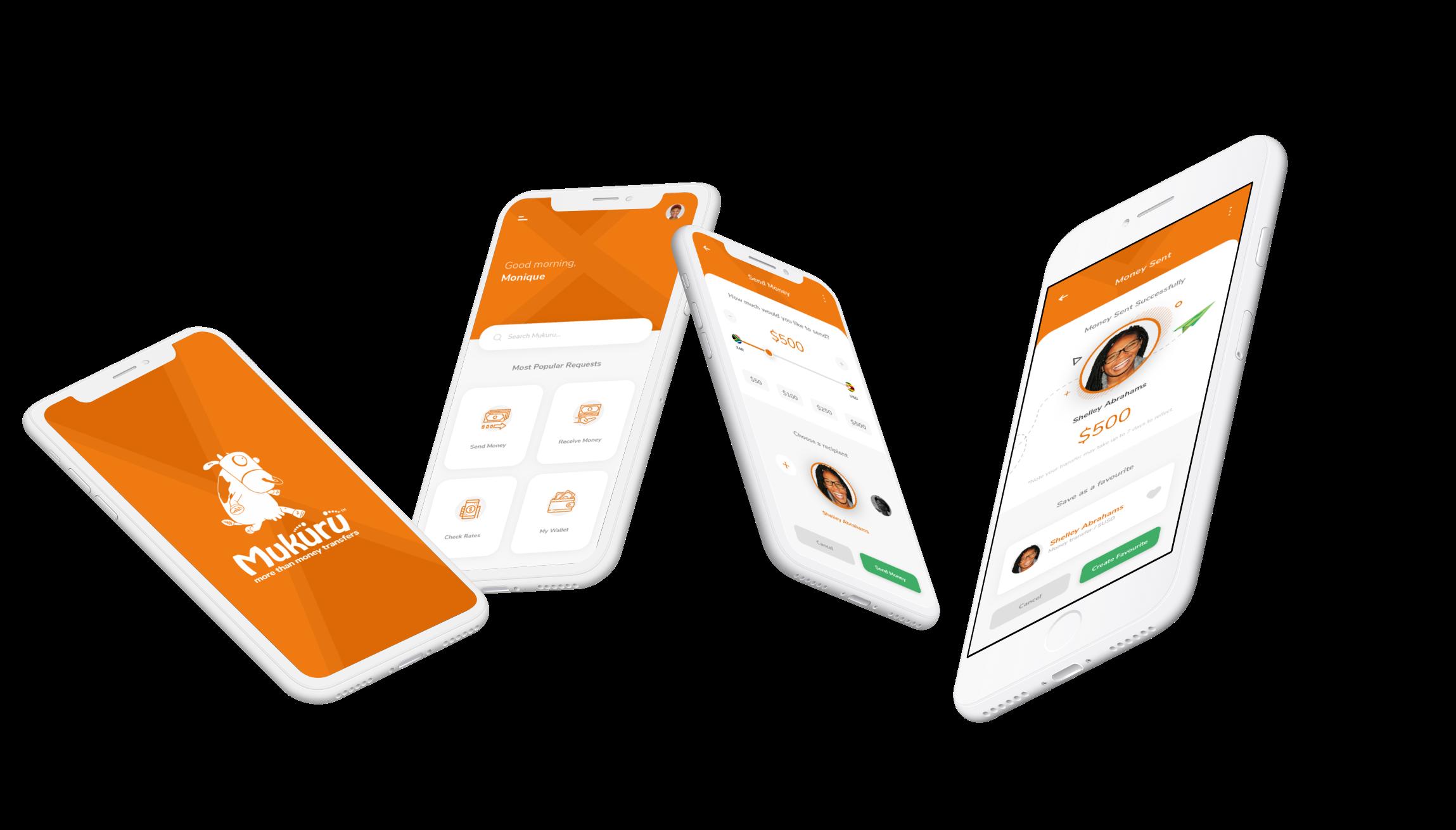 Humanise Portfolio Mukuru Mobile